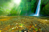 Munduk Waterfall in Northern Bali